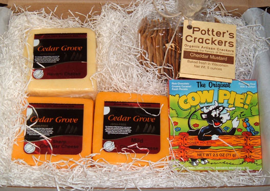 Gift box #1 - Sweet Home River Valley