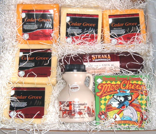 Gift Box 3 - Sweet and Savory